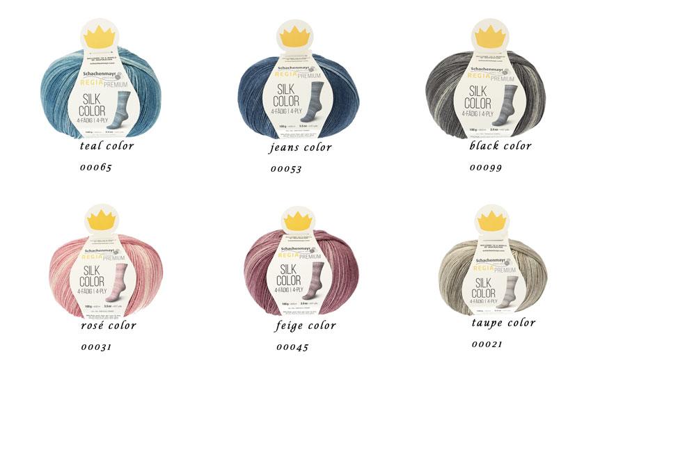 sockshypeSockenstrickenKAL - Du kannst dreimal 1 Knäuel Krönchenwolle aus dem Hause Schachemayr gewinnen.