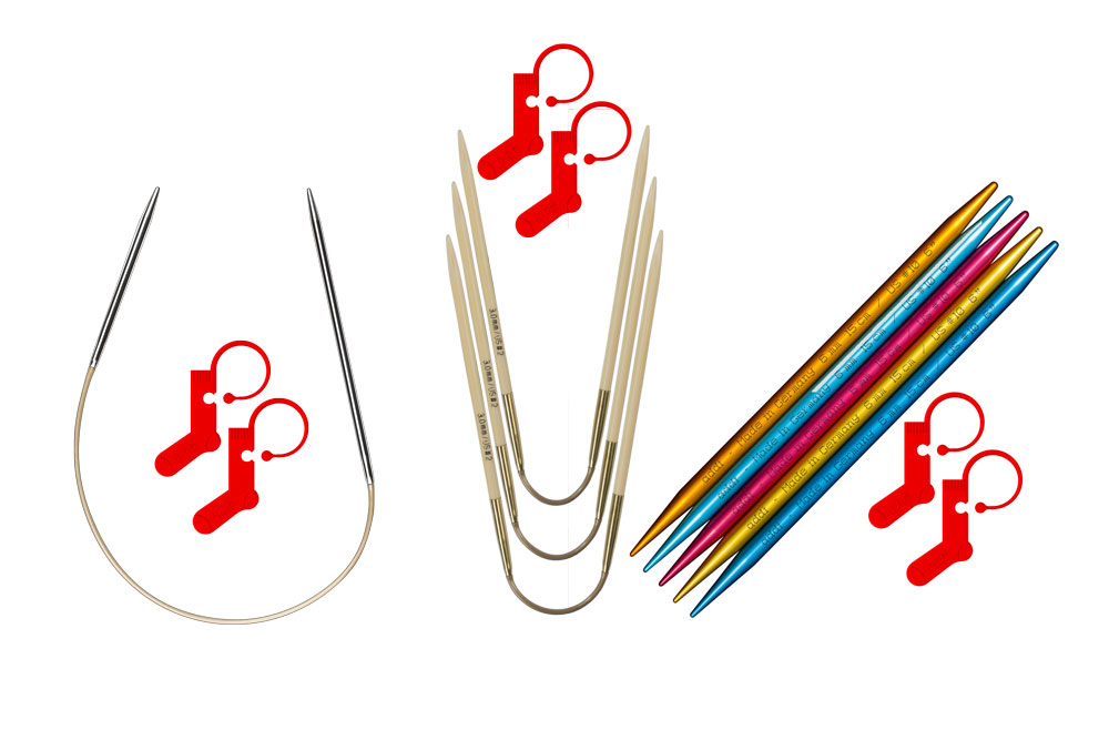 sockshypeSockenstrickenKAL - Du kannst je ein addiSockenwunder, ein Set addiCraSyTrios Bamboo oder ein addiColibri Nadelspiel gewinnen.