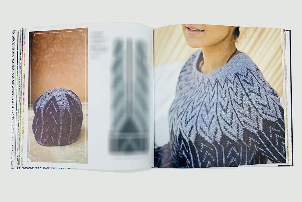 Stricken wie in 1001 Nacht - Die Häkelmütze, ein Kufti war Vorbild für den tollen Pullover mit Namen Fez.
