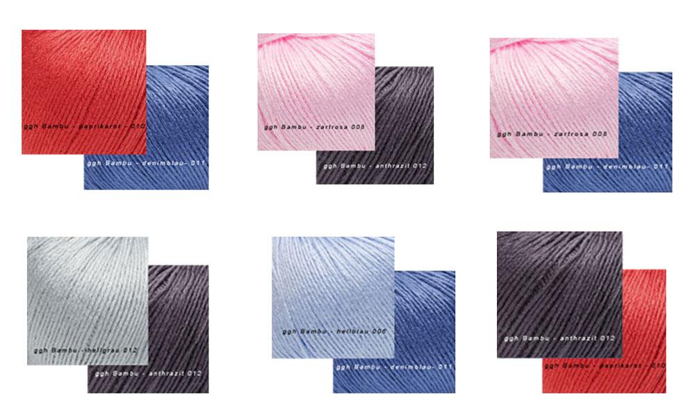 Eriu-KAL Alternative Farbkombinationen