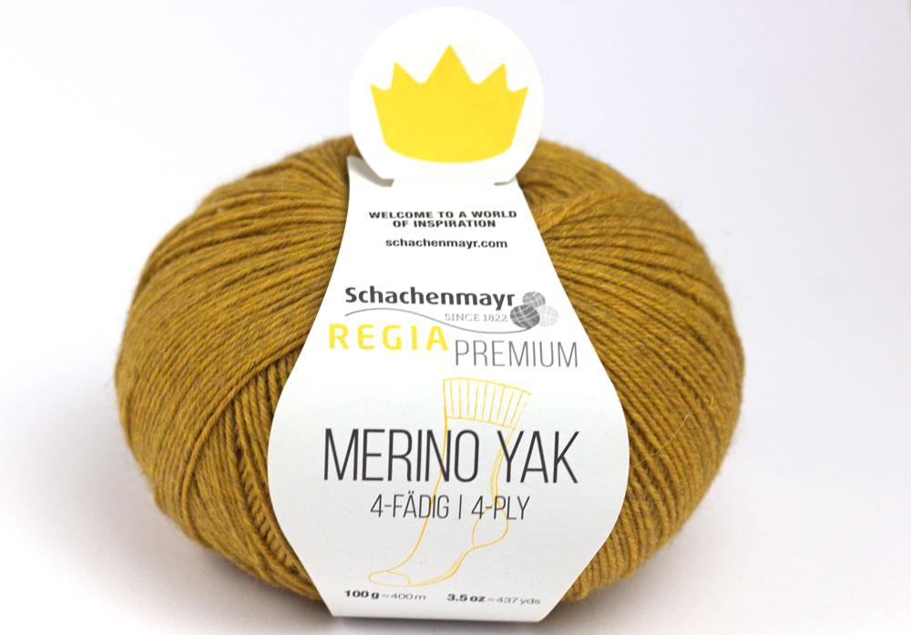 FinnSocks - Das Garn Regia Merino Yak eignet sich hervorragend zum Socken stricken.