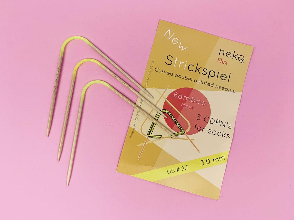Neko-Vorstellung der Neko Bambus flex