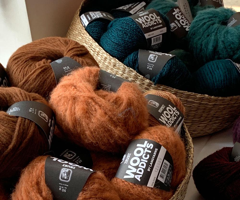 Tag der Wolle - Lang Yarns - Wooladdicts auf dem Tag der Wolle
