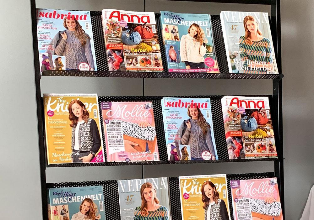 Zeitschriften aus dem OZ-Verlag