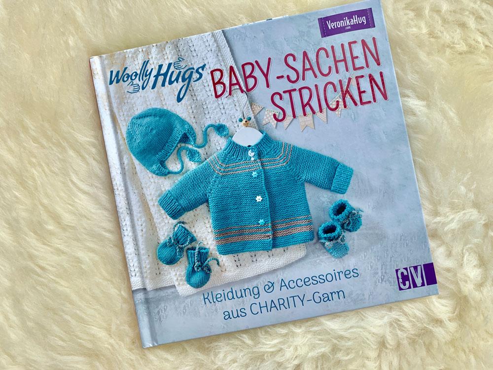 Baby-Sachen stricken - Coverbild