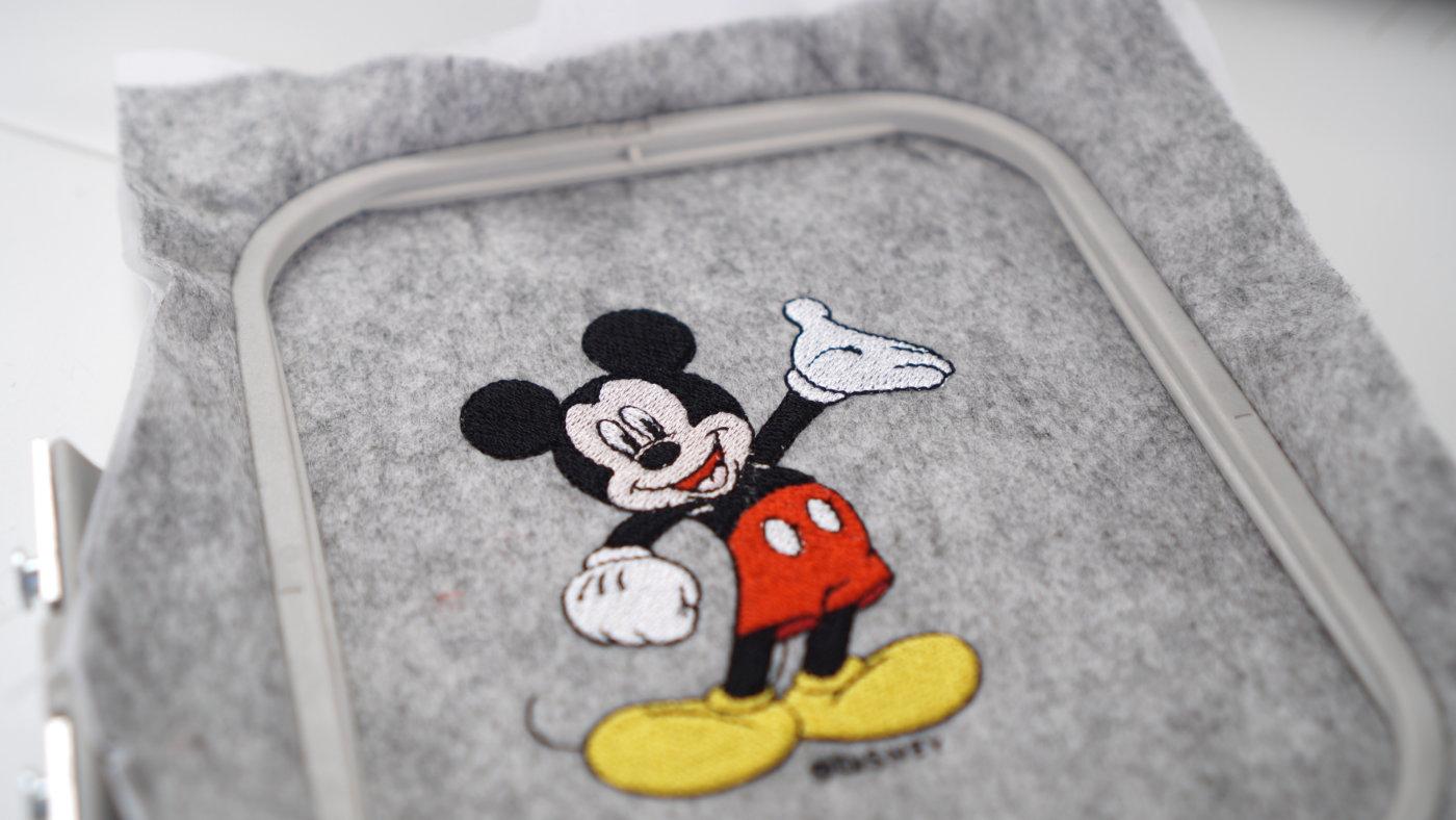 Disney Stickmotive