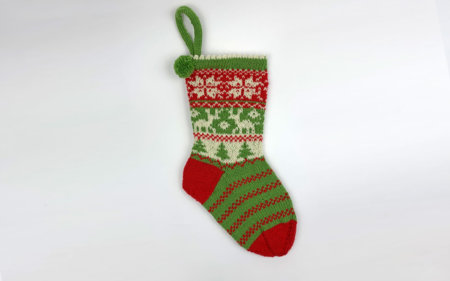 Weihnachten im Strumpf »JULE SOCK«