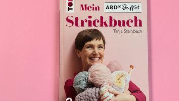 Mein ARD-Strickbuch - Titelbild