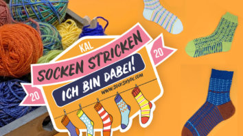 Sockenstricken-KAL 2020 - Titelbild