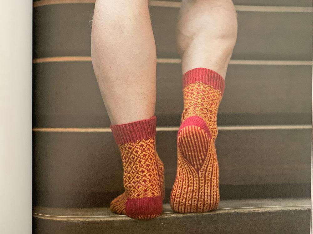 Männermaschen - Buch Socken Männerpracht
