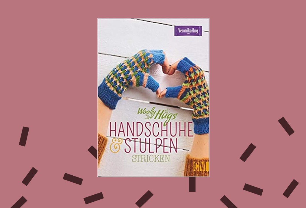 Veronika Hug - Handschuhe Stulpen stricken