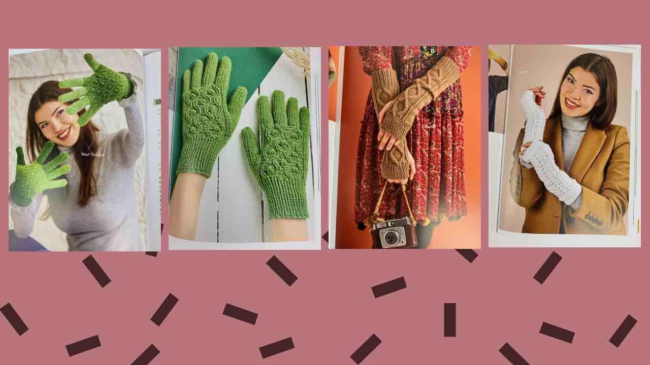 Handschuhe aus dem Woolly Hug-Buch