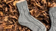 LovisSocks Toe Up Socken stricken