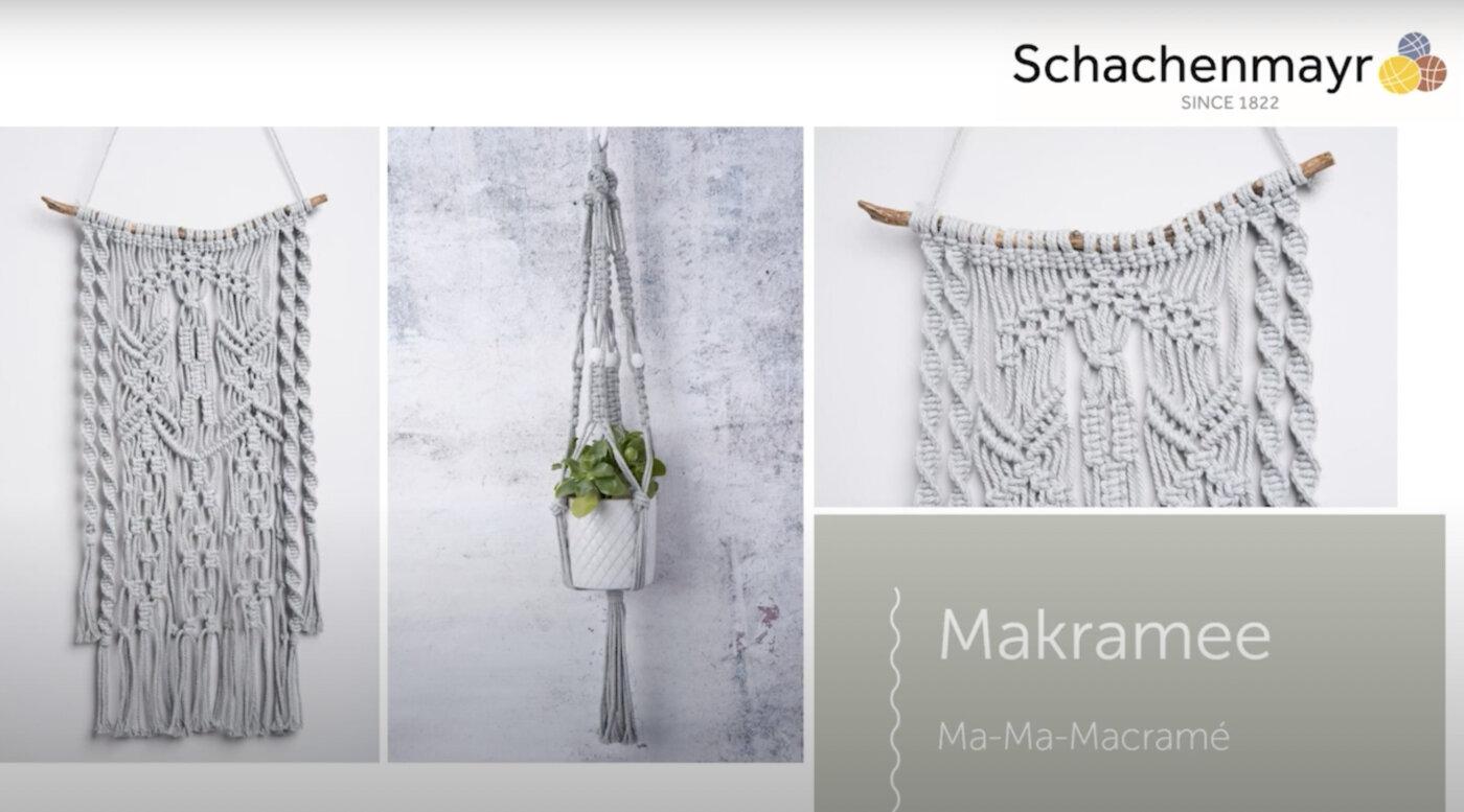 Ma-Ma Makramee