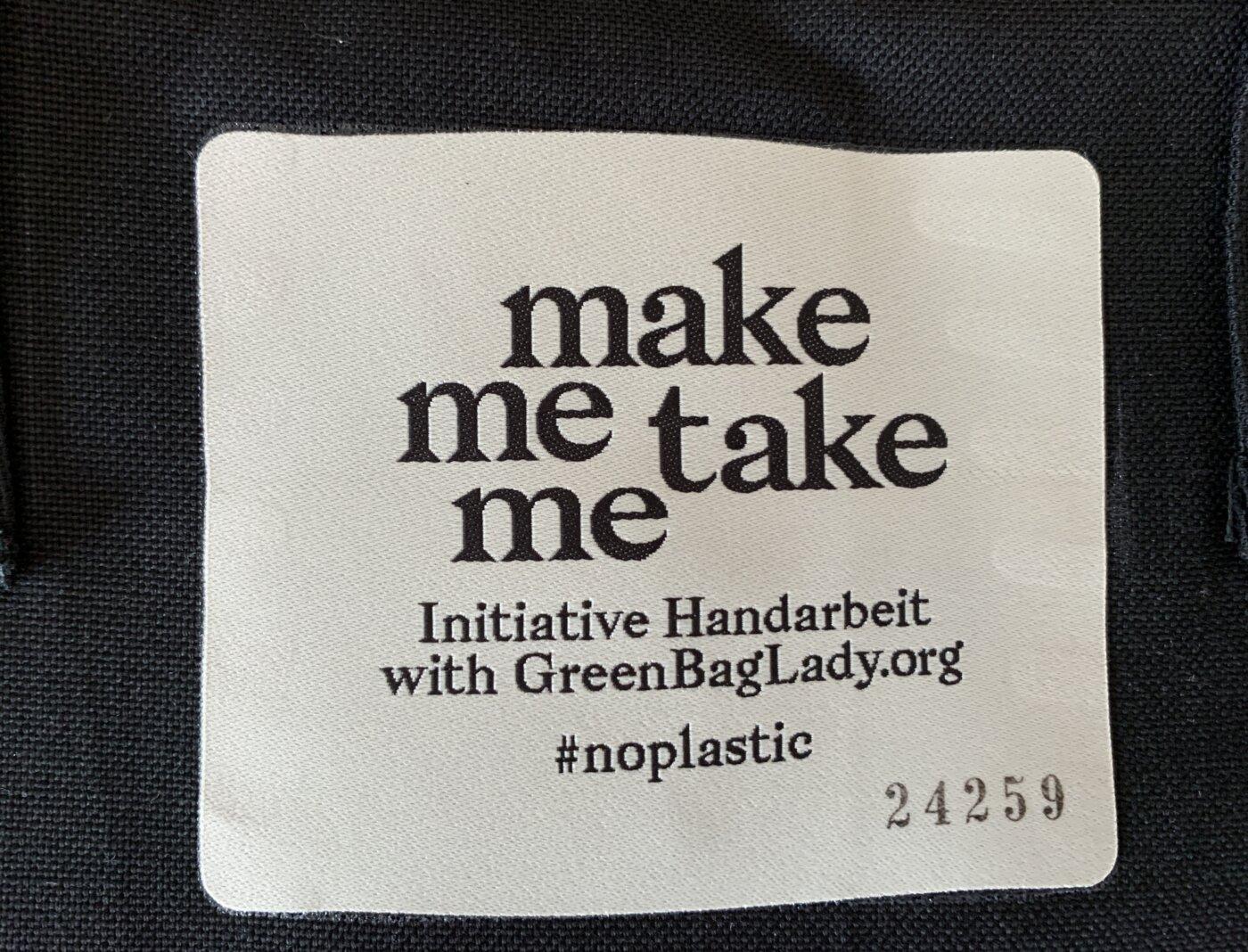 Make me Take me Label