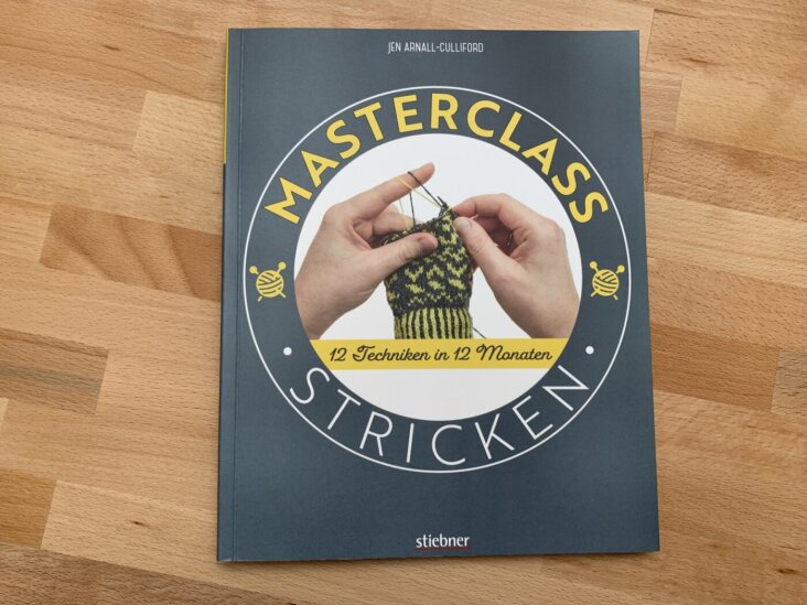 Masterclass - stricken - Buchbesprechung