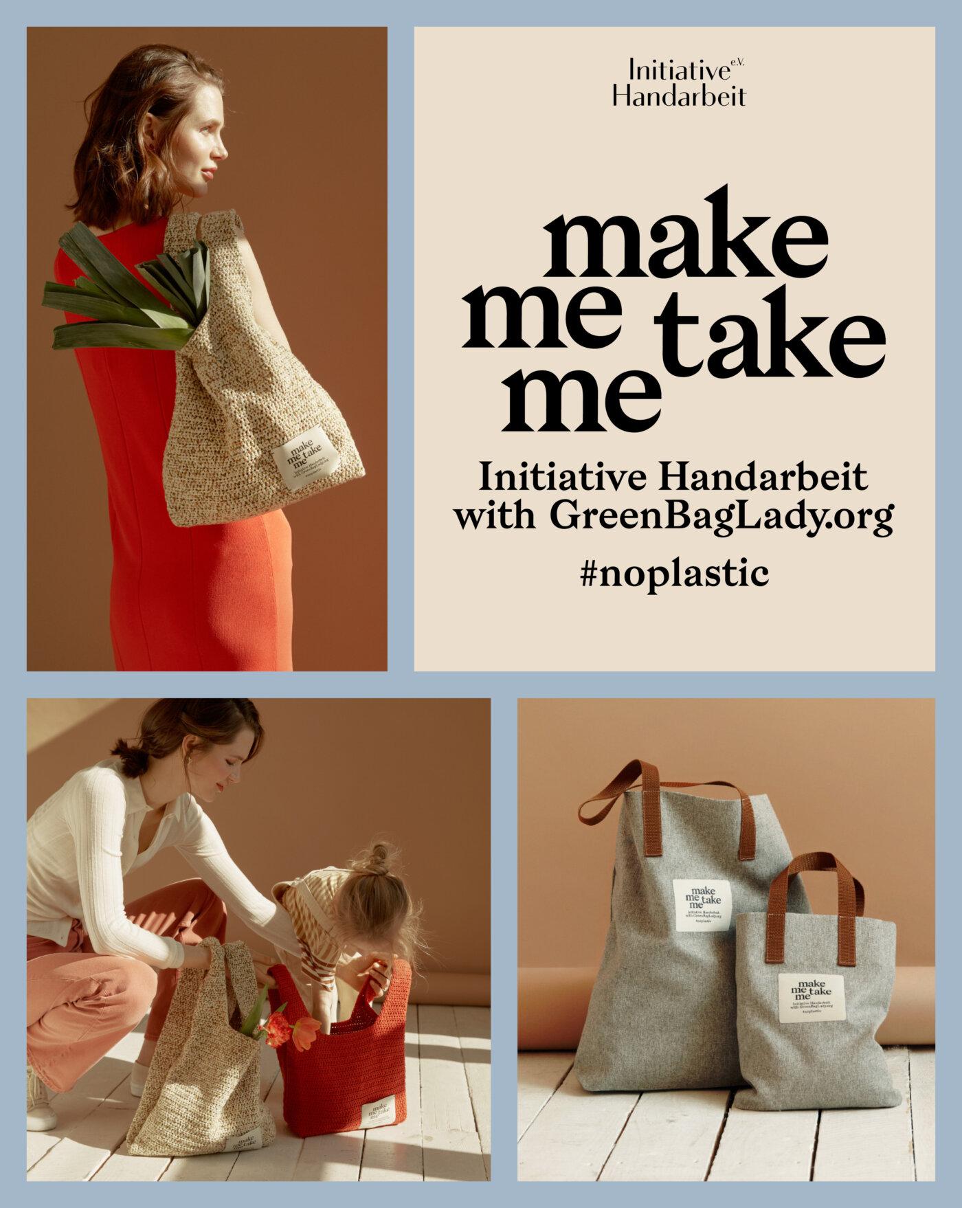 Make me Take me-Tasche zum Nähen