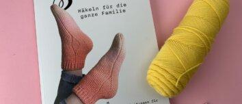 Socken Häkeln für die ganze Familie - Beitragsbild