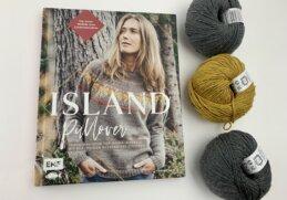 Islandpullover stricken - titelbild