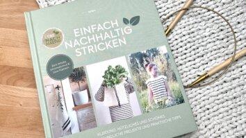 Einfach nachhaltig stricken - Buchbesprechung