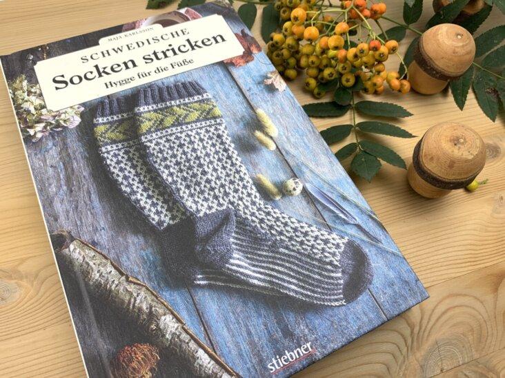 Schwedische Socken stricken - Buchbesprechung