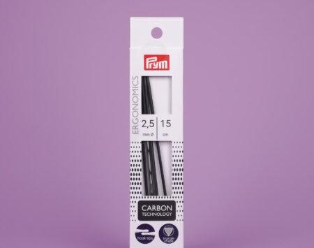 PRYM Nadelspiel (Carbon)