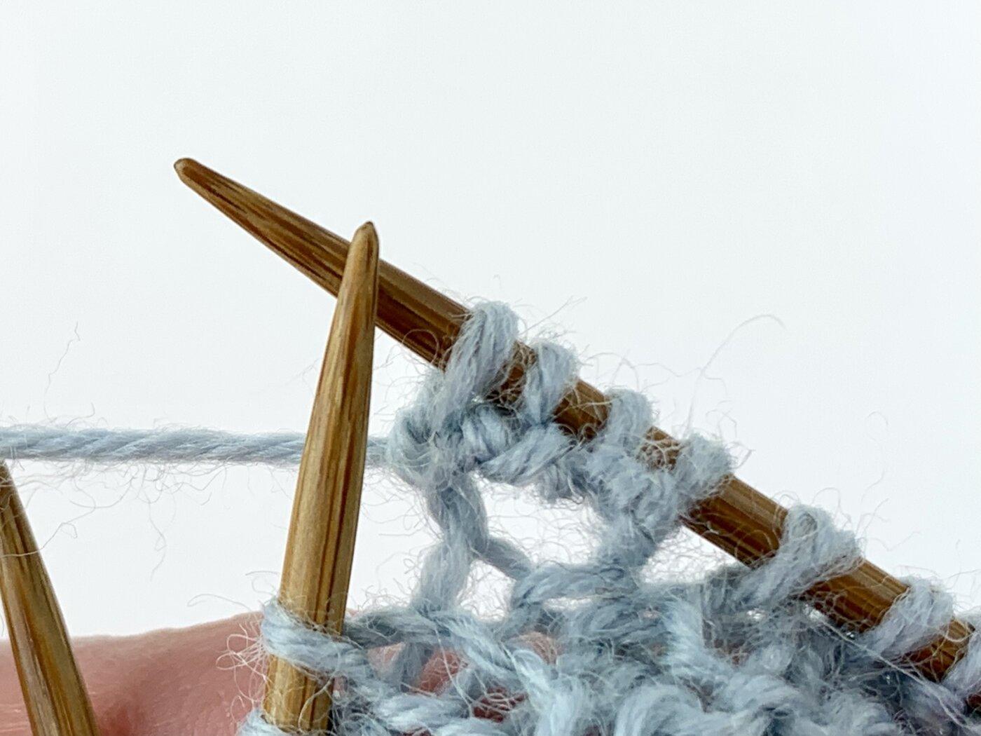 Landhaussocken stricken - Aus einer Masche werden vier